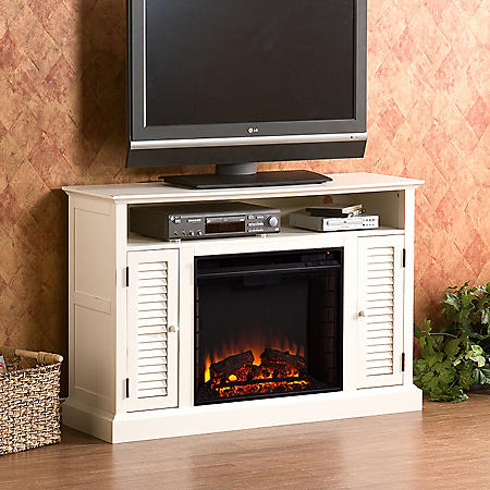 Fabulous Chatsworth Electric Fireplace Media Console Sams Club Download Free Architecture Designs Scobabritishbridgeorg