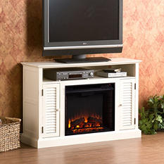 Chatsworth Electric Fireplace Media Console