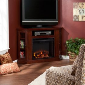 Windsor Electric Fireplace Media Console