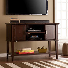 Holmes Media Console TV Stand