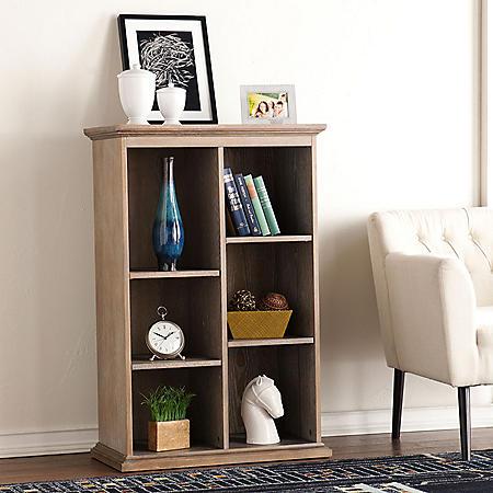 """Morton 45"""" Bookcase (Assorted Colors)"""