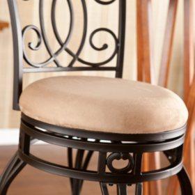 Swell Novali Swivel 30 Bar Stool Sams Club Pabps2019 Chair Design Images Pabps2019Com