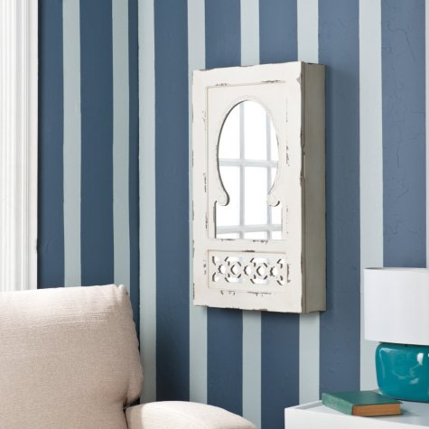 Picturesque Jewelry Armoire