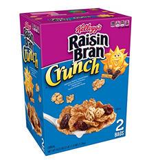 Raisin Bran Crunch Cereal (43.3 oz.)
