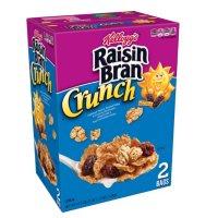 Raisin Bran Crunch Cereal (43.3oz.)