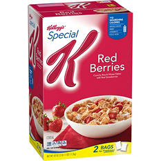 Kellogg's Special K Red Berries Cereal (43 oz.)