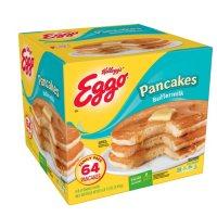 Kellogg's Eggo Buttermilk Pancakes, Frozen (64 ct.)