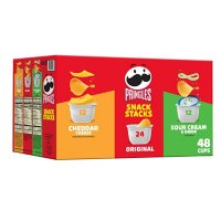 Pringles Potato Crisps Chips, Variety Pack, Snacks Stacks (33.8 oz. box, 48 ct.)