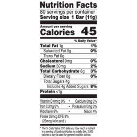 30 Rice Krispie Treats Nutrition Label Labels Database 2020