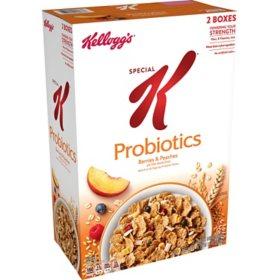 Special K Nourish Probiotic Cereal (15.5 oz., 2 pk.)
