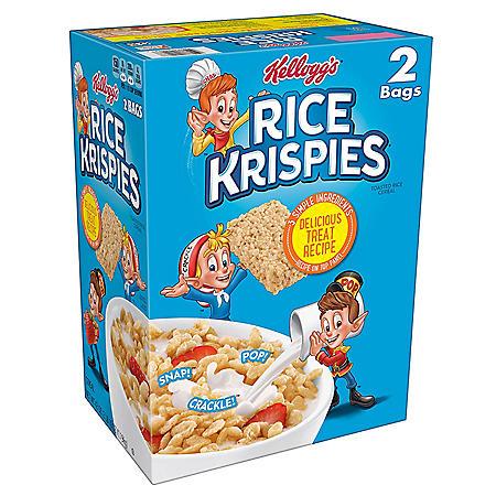 Kellogg's Rice Krispies Breakfast Cereal (42 oz., 2 pk.)