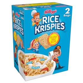 Kellogg's Rice Krispies Breakfast Cereal (42 oz., 2 pk.)