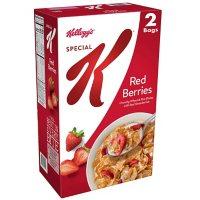 Kellogg's Special K Breakfast Cereal, Red Berries (38 oz.)