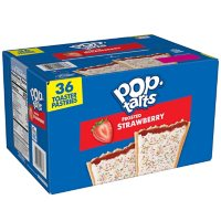 Pop-Tarts, Frosted Strawberry (36 ct.)