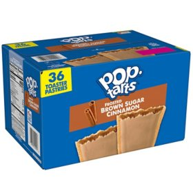 Pop-Tarts, Brown Sugar Cinnamon (36 ct.)