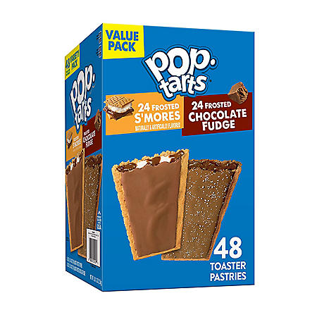 Pop-Tarts Chocolate Variety Pack (48 ct.)