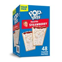 Pop-Tarts, Frosted Strawberry (48 ct.)