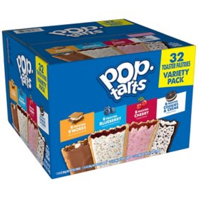 Pop-Tarts, Variety Pack (32 ct.)