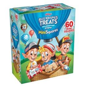 Kellogg's Rice Krispies Treats Patriotic Mini-Squares (60 ct.)