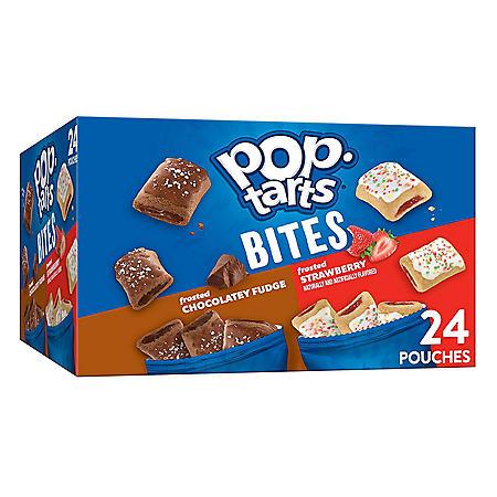 Kellogg's Pop-Tarts Bites, Variety Pack (24 ct.)