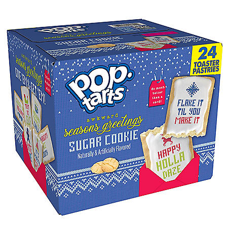 Kellogg's Pop-Tarts Limited Edition, Sugar Cookie (24 ct.)