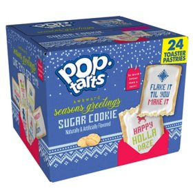 Kellogg's Pop-Tarts Limited Edition, Sugar Cookie (24 ct.)