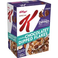 Kellogg's Special K Breakfast Cereal, Chocolatey Dipped (41.4 oz.)