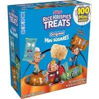 Kellogg's Rice Krispies Treats Halloween Mini Squares (100 ct.)