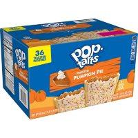 Pop-Tarts, Frosted Pumpkin Pie (36 ct.)