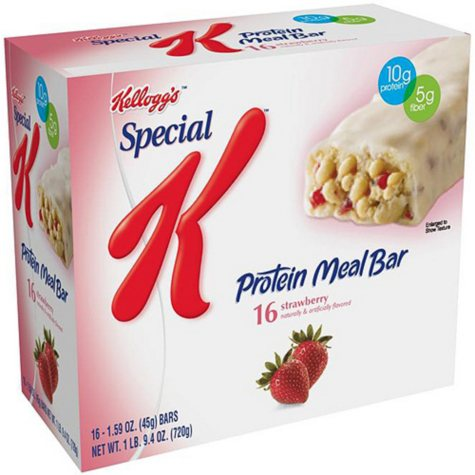 Kellogg's™ Special K Protein Bar Strawberry - 16 ct.