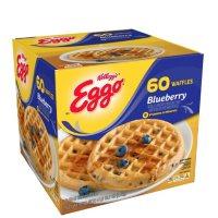 Kellogg's Eggo Blueberry Waffles (60 ct.)