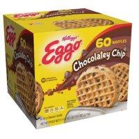 Kellogg's Eggo Chocolatey Chip Waffles (60 ct.)