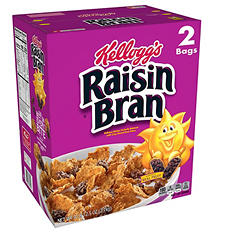 Kellogg's Raisin Bran Cereal (76.5 oz.)