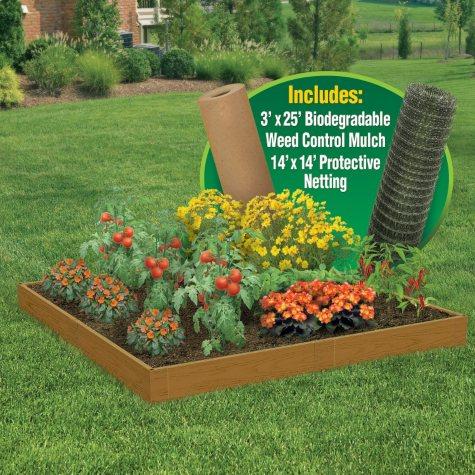 Complete Raised Garden Kit