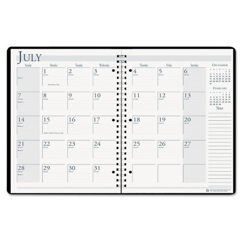 AT-A-GLANCE - Classic Desk Pad, 22 x 17 -  2015-2016