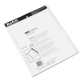 """AT-A-GLANCE Monthly Planner Refill, 11"""" x 9"""", White, 2022"""