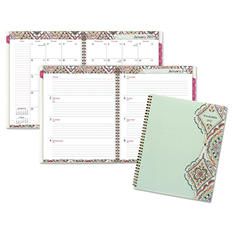 """AT-A-GLANCE Marrakesh Professional Weekly/Monthly Planner, 9-1/4"""" x 11-3/8"""", 2017"""