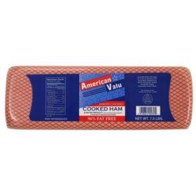 American Valu Cooked Ham (7.5 lbs.)