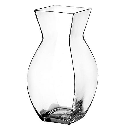 "9"" Reception Vase -Crystal (6 ct.)"