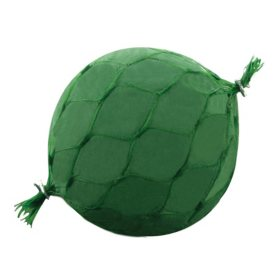 "4 1/2"" Sphere w/net - Green (20 ct.)"