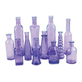 Vintage Bottle Collection, Choose Your Color (24 ct.)
