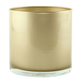 """4"""" x 4"""" Cylinder - Champagne (12 ct.)"""