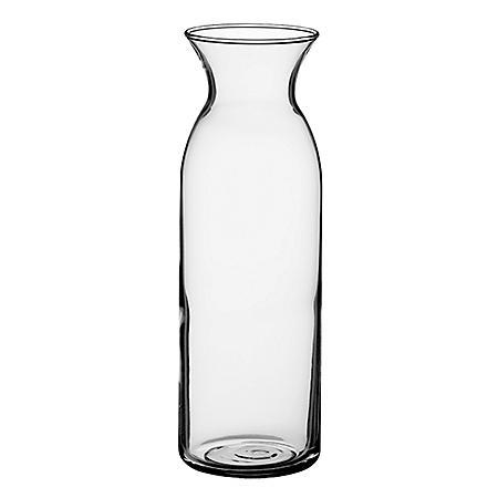 """7 1/2"""" Milk Jug Bud Vase - Crystal (24 ct.)"""