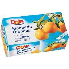 Dole Mandarin Oranges - 8 cans - 15 oz. each