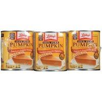 Libby's 100% Pure Pumpkin (29 oz. cans, 3 pk.)