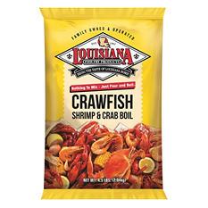 Louisiana Fish Fry Crawfish Shrimp & Crab Boil (4.5 lb. pk., 288 units)