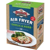 Louisiana Fish Fry Garlic & Herb Air Fryer Seasoned Coating Mix (5 oz., 8 pk.)