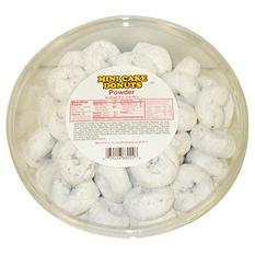 Powdered Mini Donuts - 60 ct. (32 oz.)