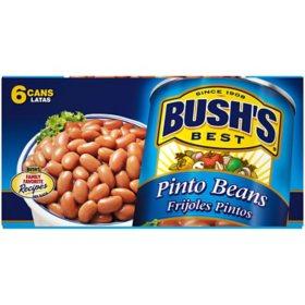 Bush's Pinto Beans (16 oz., 6 pk.)