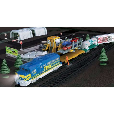 Power Trains Auto Loader City Train Set